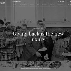 Yatzer - Awwwards Site Of The Day - Awwwards Words Quotes, Wise Words, Me Quotes, Sayings, Something To Remember, Life Philosophy, New Uses, Keep It Real, Giving Back