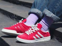 Adidas Edberg 86 x Footpatrol 'Strawberries and Cream'