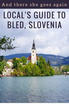 The natural beauty of Lake Bled and Triglav national park were the highlights of our Slovenia trip. Here is a guide from locals for enjoying it the most. #Slovenia #ifeelsLOVEnia #Bled #Triglavnationalpark #Lakebled