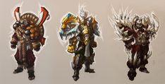 High Level class armor concepts by MinohKim.deviantart.com on @deviantART