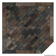 Heritage Corner Hearth Pad - Western Flagstone - Type 2 - x Hearth Pad, Wood Stove Hearth, Fireplace Hearth, Fireplaces, Stove Fireplace, Mantle, Corner Wood Stove, Brick Fireplace Makeover, Fireplace Ideas