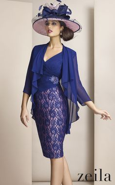 A stunning outfit from Zeila for a mother of the bride, mother of the groom or wedding guest! Frox of Falkirk, fashion.