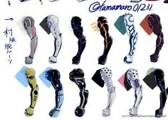 #Genos arm design