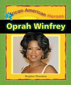 Oprah Winfrey overcame a difficult childhood to become one of America's most famous women—an actress, talk-show host, philanthropist, and more. This easy biography, with its lively format and colorful illustrations, tells her story. The accessible vocabulary makes it ideal for early independent readers.
