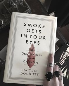 "530 Likes, 8 Comments - Samantha Macabre (@samanthamacabre) on Instagram: ""Yesterday, I posted an interview with Caitlin Doughty [ @thegooddeath ] to the #HauteMacabre blog.…"""