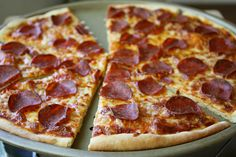 Best Pepperoni Pizza Ever! (Super Crispy Crust) from a former talk show host Jenny Jones