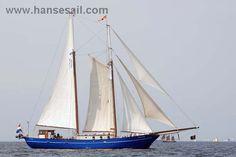 "Tall Ship ""Stortemelk"" at Hanse Sail Rostock"