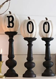 When it comes to Halloween decor, the orange and black color palette has been run into the ground — six feet under. If you're ready to retire your childhood decor scheme and upgrade your seasonal sitch, black and white is the trendy color combo for All Hallows' Eve. Better yet? It works for other seasons (and pretty much every day). So grab your dark decorations, *all* the cobwebs, and any of these stunners, and get ready for stylish spooky times!