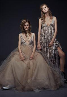 Wedding Dresses, Bridal Gowns by Vera Wang | Fall 2015 Style: Penny / Paloma  #wedding #weddingdresses #verawang