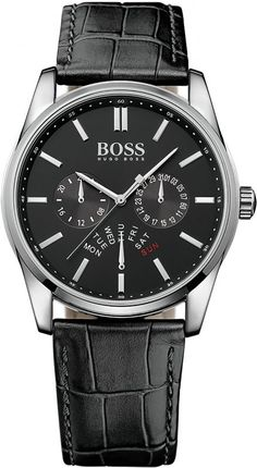 BOSS Multifunktionsuhr, »HERITAGE, 1513124« – Armbanduhren Center
