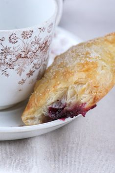 blueberry turnovers (for Labor Day weekend?)