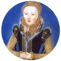1565 Queen Elizabeth I 1533-1603 att to Levina Teerlinc