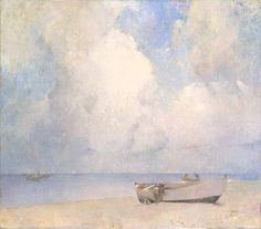 The South Strand by Emil Carlsen