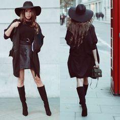Instagram: Shop Smitten #dunelondon #duneshoes #duneboots #boots #kneehigh #streetstyle #fashion #style