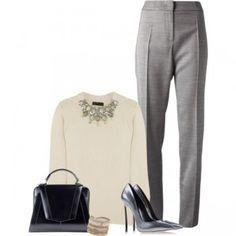 Work Outfits with ALDO Pralongo