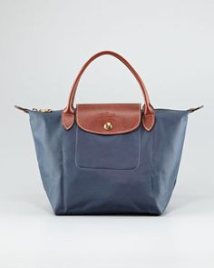 Le Pliage Handbag, Small by Longchamp at Neiman Marcus.
