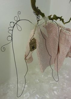 wire angel wings