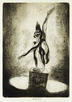Tichý František - Hadí muž Circus Performers, Artist, Painting, Fictional Characters, Artists, Painting Art, Paintings, Fantasy Characters, Painted Canvas
