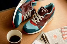"HANON X DIADORA N.9000 ""SATURDAY SPECIAL"" 