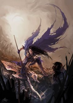 Gil-galad, king of everything. (Actually the Noldor...)       I'm pinning this to my Fingon board because Gil-galad is the son of Fingon.