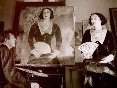 Bella e Marc Chagall