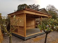 Outdoor Living Rooms, Gazebo, Shed, Outdoor Structures, Garden, House, Kiosk, Garten, Home