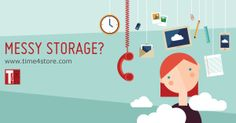 #Cloud platforms are really cool! Today, you no longer need hard disks or USB sticks, just a click to upload in the cloud photos, texts, presentations, graphics, ... The problem is that now there're MANY clouds not just ONE. With all the platforms you have enrolled, over your head there's a big mess! #Time4Store is the right solution, have a look: www.time4store.com