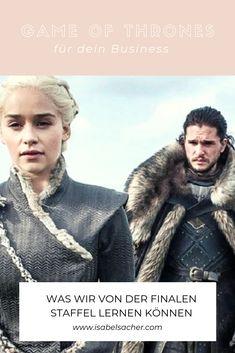 Selbst die restlichen 1% der Weltbevölkerung, die keine einzige Folge von Game of Thrones gesehen haben, können von den Machern etwas lernen Game Of Thrones, Posts, Blog, Movies, Movie Posters, Studying, Tips, Messages, Films