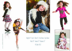 Child Model Actor