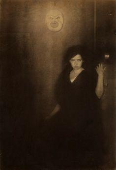 Melpomene Landon Rives  Edward J. Steichen  1904–5
