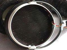 DIY Electrostatic headphone by Andrew Radford