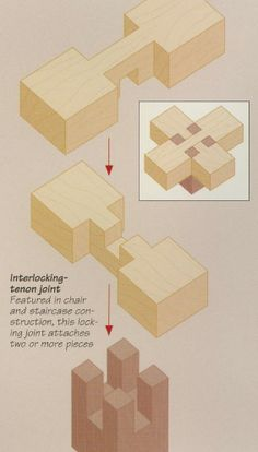 chinese joinery - Google Search