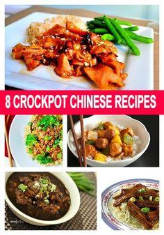 8 Crockpot Chinese Food Recipes