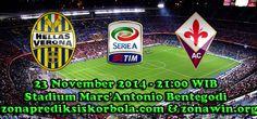 Prediksi Hellas Verona vs Fiorentina, Ajang liga Italia pekan ke 12 akan mempertemukan Hellas Verona yang akan menghadapi Fiorentina