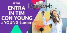 TIM Young, le offerte per giovani Under 30 e giovanissimi Under 12  #follower #daynews - https://www.keyforweb.it/tim-young-le-offerte-per-giovani-under-30-e-giovanissimi-under-12/