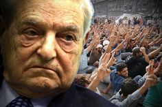 George Soros has been caught funding dozens of lawsuits blocking President Trump's efforts at preventing terrorists from entering the country. George Soros, Banana Republic Style, Burning City, Enemy Of The State, Interview, Heart Of Europe, Refugee Crisis, World Leaders, In The Heart