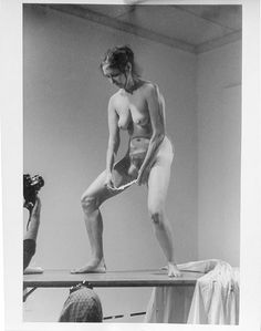 Carolee Schneeman: Interior Scroll, 1975