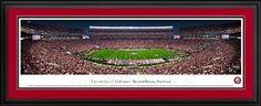 Alabama Crimson Tide - Bryant-Denny Stadium