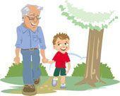 How to explain dementia behavior to young children.