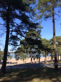 Hietaniemi beach #Helsinki #Finland