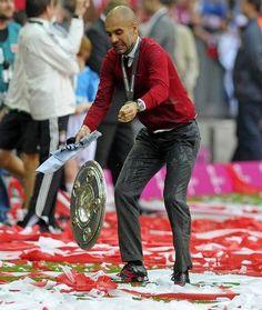 O Pep Guardiola έριξε την «σαλατιέρα»! #FCBayern