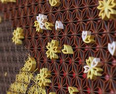 Kumiko Zaiku. made of wood.