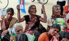 Sri Lanka accused of waging 'silent war' as Tamil land is appropriated by army