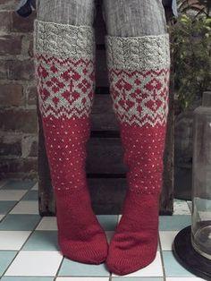 Villasukat Tähtitaivas Novita Nalle | Novita knits Crochet Socks, Knitting Socks, Hand Knitting, Knit Crochet, Knitting Patterns, Crochet Patterns, Cross Stitch Christmas Stockings, Stocking Tights, Wool Socks