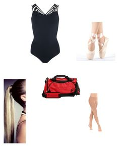 """""""I <3 dance"""" by reneeizzy on Polyvore featuring Pepper & Mayne"""