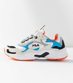 FILA Ray Tracer Blue Grey Red U732561B (Urban Outfitter