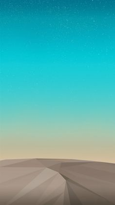 Abstract Tri Geometry Land Surface Ending iPhone 6 wallpaper