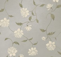 I would love to do this on one of the nursery walls...but don't think I have the skill!