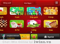 Tải Game IWin Online Android 4.2.8