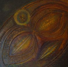 """ Quioca Louca "" Acrílico sobre tela canvas (Píncel e Espátula) 60 x 60 Autor: @gumartes 1994  Ref: 1250"
